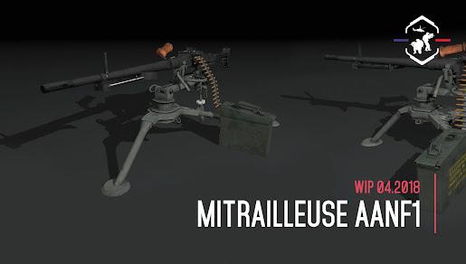 Arma3用フランス軍MOD