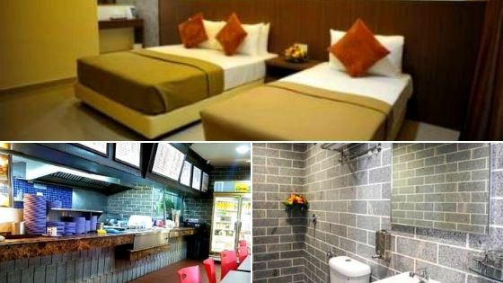 Hotel hamilah shah alam