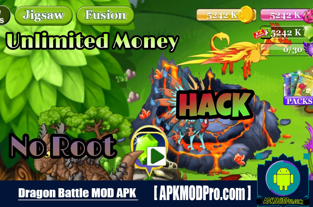 Download Dragon Battle MOD APK 11.39 (Unlimited Money) for Android