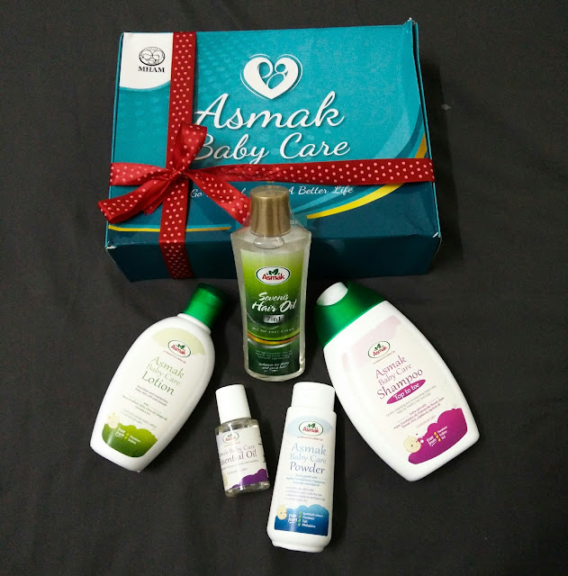 Asmak baby care review