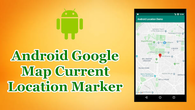 android google map tutorial