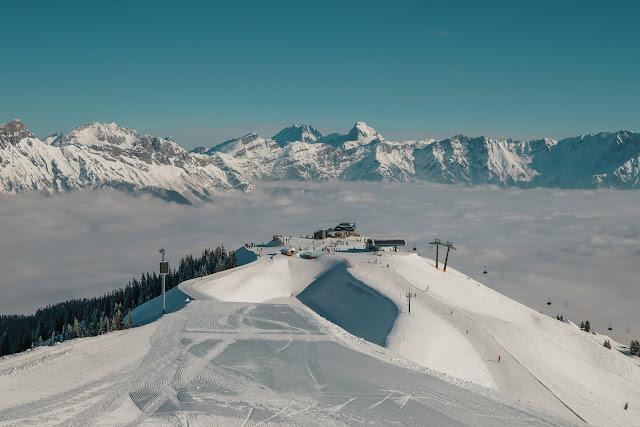 Skifahren in Saalfelden-Leogang  Entdecker im SalzburgerLand 01