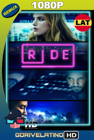 Ride (2018) BDRemux 1080p Latino-Ingles MKV