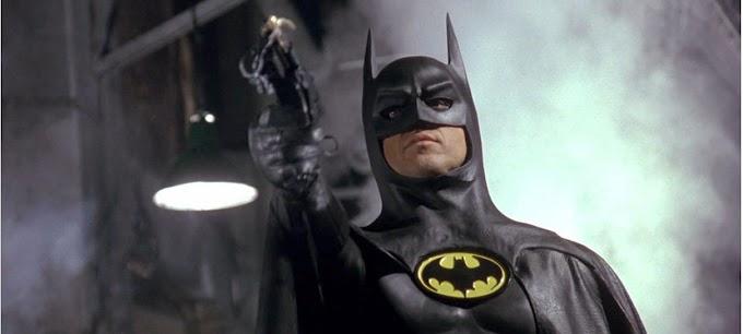 """Michael Keaton comenta seu possível retorno como Batman em """"The Flash"""""""