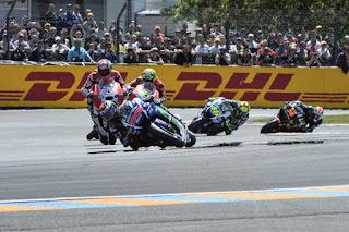 MotoGP Le Mans, Prancis 2017