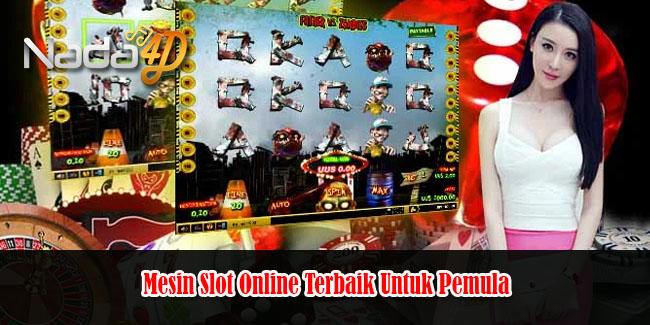 Mesin Slot Online Terbaik Untuk Pemula