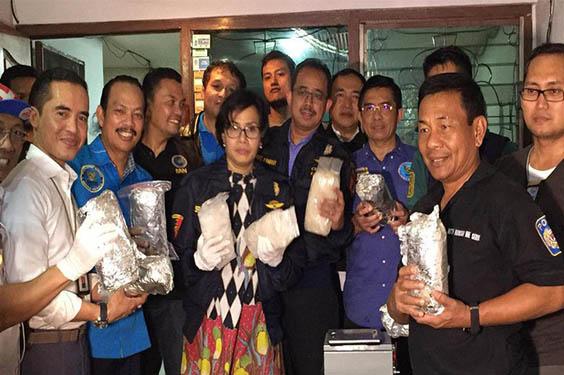 Penyelundupan 300 Kg Sabu Dari Taiwan Berhasil di Bongkar