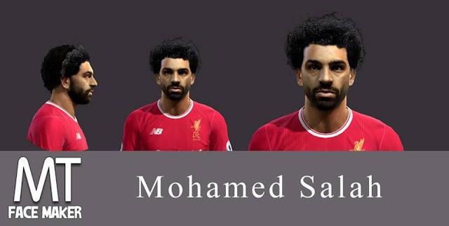 Mohamed Salah New Face PES 2013