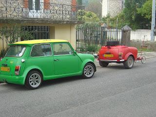remorque mini cooper