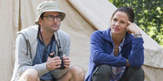 Jennifer Garner y David Tennant en 'Camping' de Lena Dunham