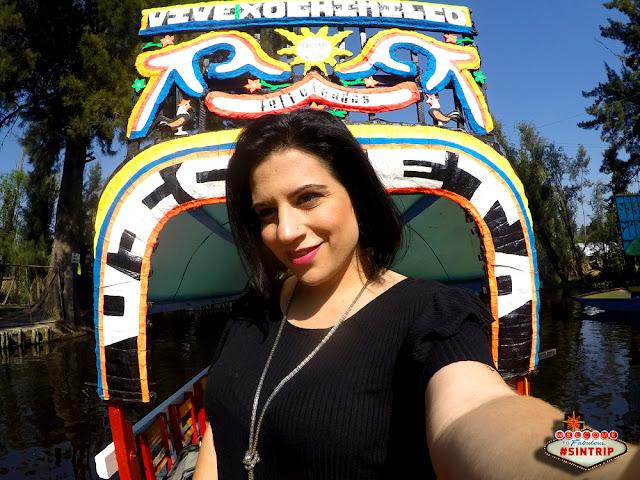 Dia 2: Cidade do México (México) - Parte I - Xochimilco