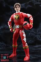 Power Rangers Lightning Collection Dino Thunder Red Ranger 45