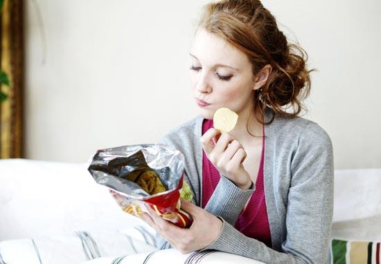 Misteri Isi Snack yang Hanya Berisi Setengah dari Bungkusnya Terjawab Sudah