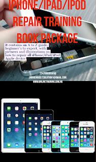 iPhone/iPad/iPod Repair Training Course Online
