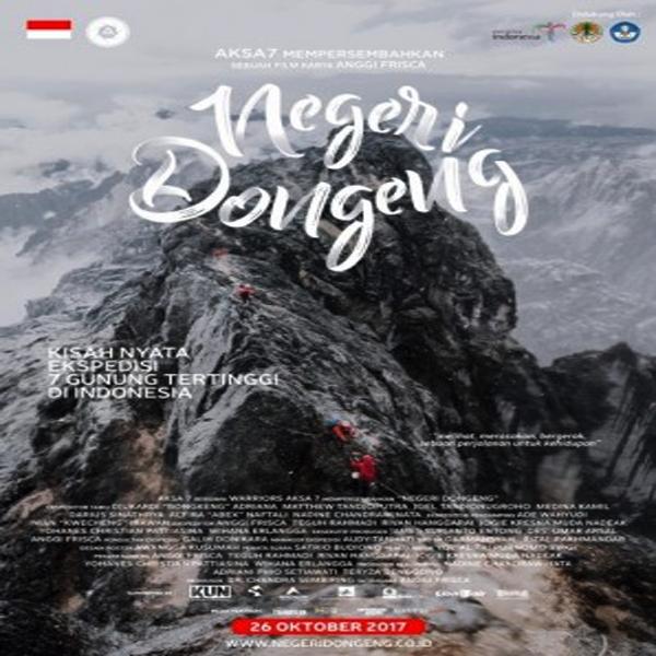 Negeri Dongeng, Negeri Dongeng Synopsis, Negeri Dongeng Trailer, Negeri Dongeng Review, Poster Negeri Dongeng