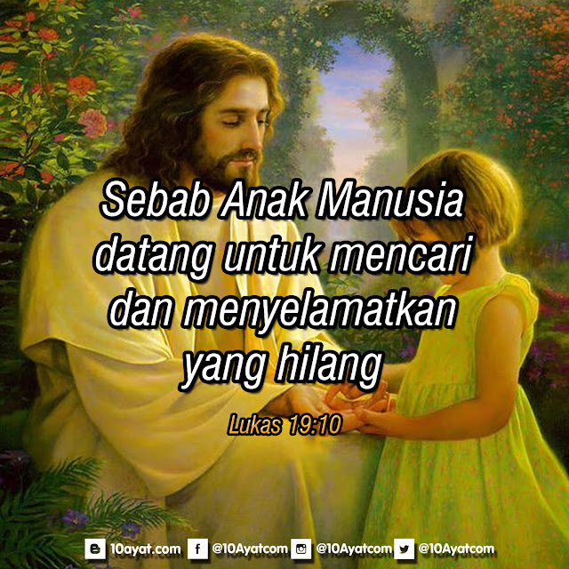 Lukas 19:10