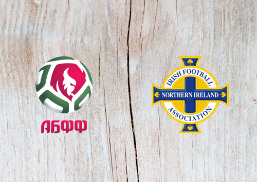 Belarus vs Northern Ireland - Highlights 11 June 2019