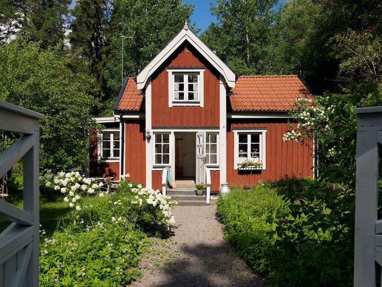 A Fairytale Swedish Summer Cottage / Plus Camp Adventure, Denmark