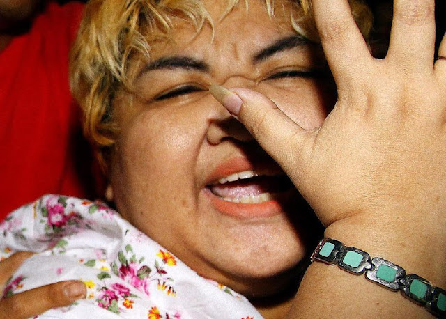 Tersandung Kasus Narkoba, Pretty Asmara Terus Menangis