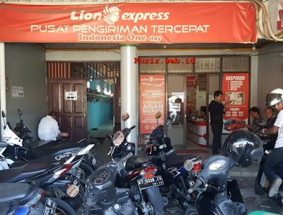 Agen Lion Parcel Di Samarinda