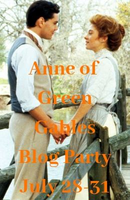 The Anne of Green Gables Blog Party