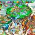 لعبة عالم التنانين Dragon City كاملة للأندرويد