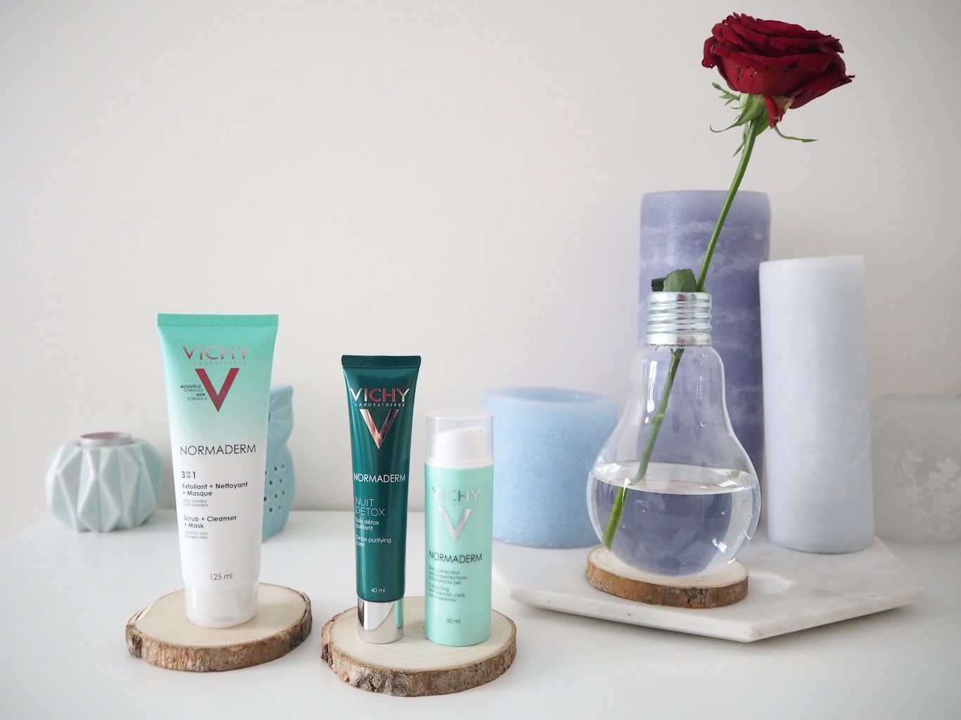 skincare normaderm vichy