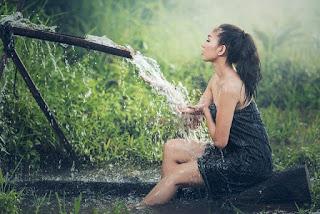 bahaya jarang mandi