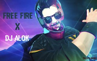 Free Fire Character DJ Alok