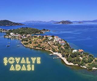 Şövalye Adası nasıl Gidilir Fethiye Şövalye Adası nerede fethiye gezi rehberi
