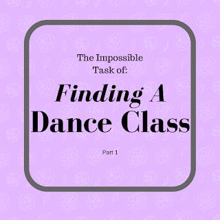 Find a Dance Class