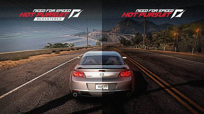 Need for Speed Hot Pursuit vs Hot Pursuit Remastered