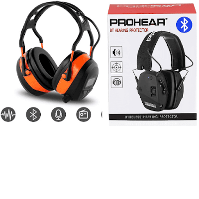 Top 3 Best Noise Cancelling Hearing Protection With Bluetooth 2021