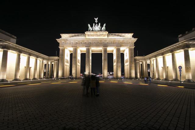 Porta di Brandeburgo-Berlino