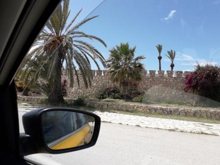 resedintele presedintelui Tunisiei