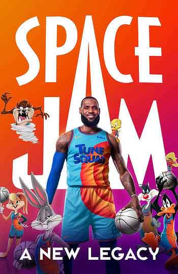 Space Jam A New Legacy 2021 Full Movie download In Hindi 300MB