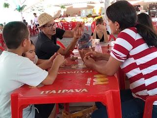 Grupo Cultural São Gonçalo e Grupo Cheiro do Mato participa da 14ª Festa do Mar de Cananéia e representam a Rede Cananéia