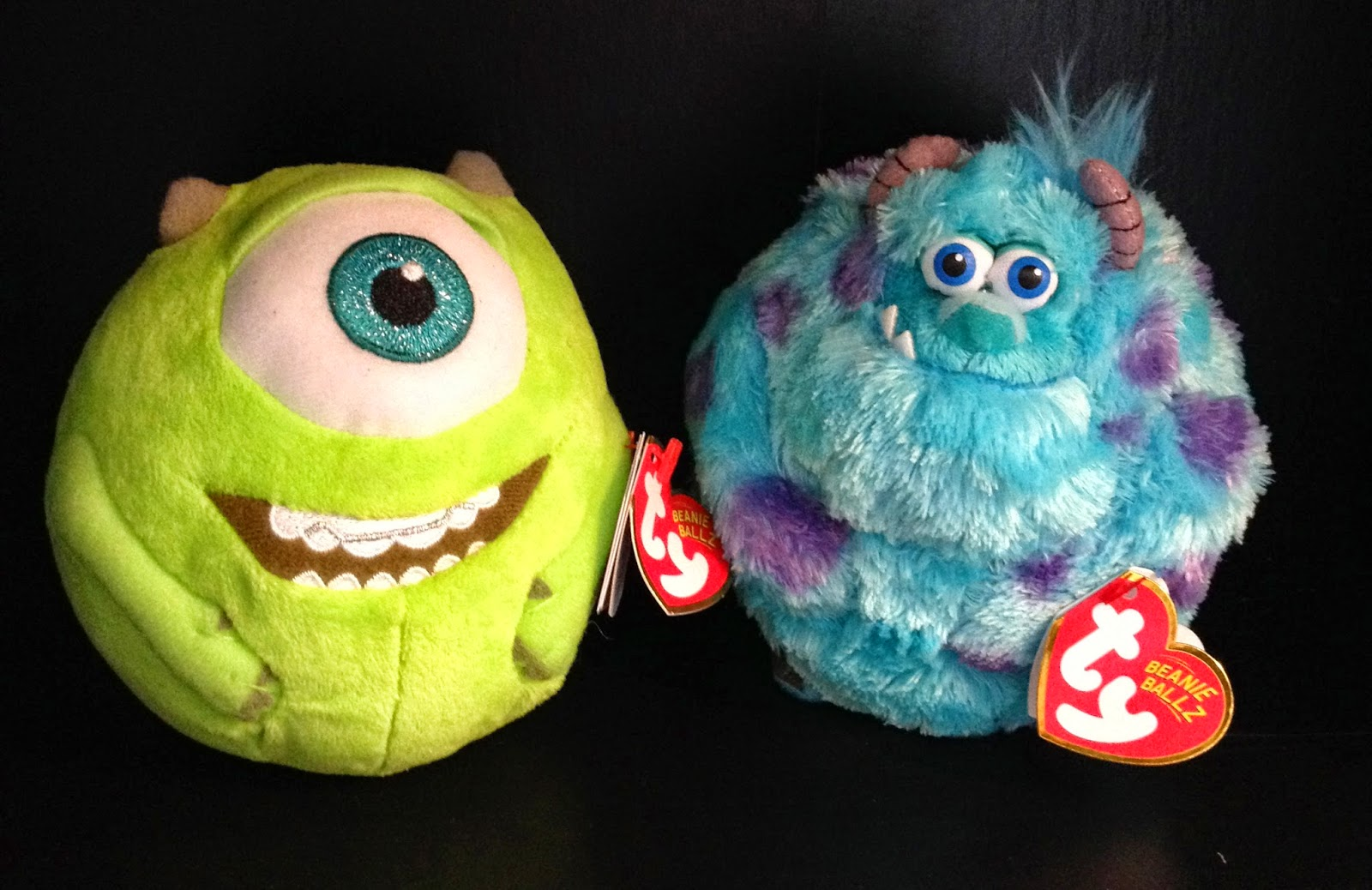 98af21d2456 Dan the Pixar Fan  Monsters University  Mike and Sulley
