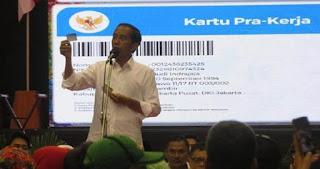 CATAT! Kriteria Pengangguran yang 'Digaji' dari Program Kartu Pra-Kerja Jokowi