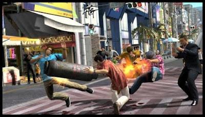 Yakuza 3 Free Download For PC