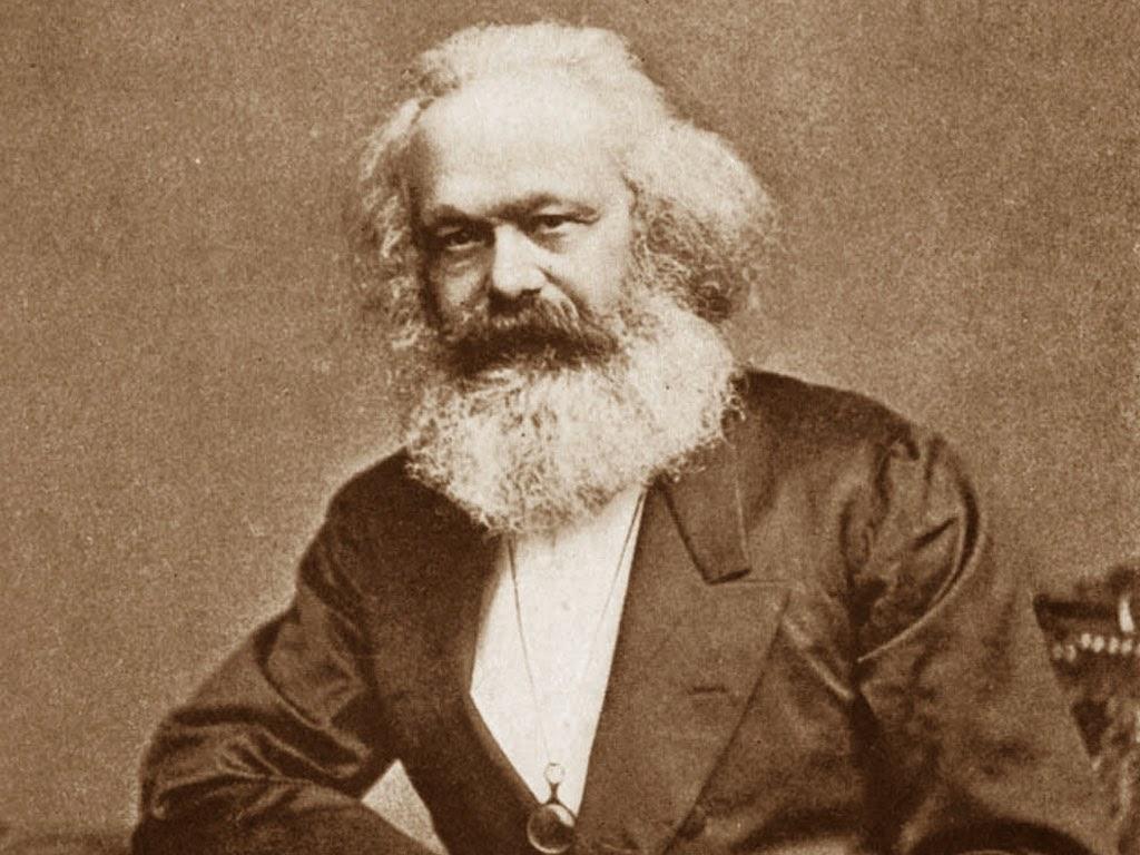La Filosofia Dell Uno Karl Marx Macchine Tecnica E Robotica