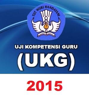 Contoh Soal UKG 2015 Online Untuk SMA Sederajat