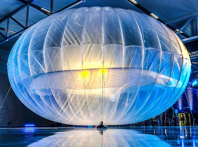 Project Loon teknologi terbaru google
