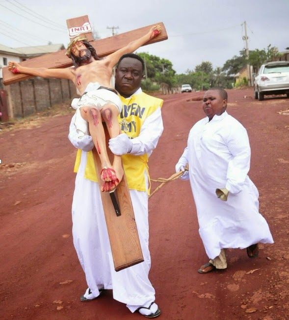 ibu and the cross nollywood movie