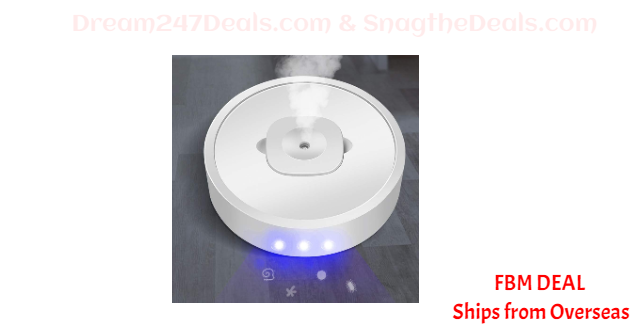 60%  off Mist Humidifier Diffuser