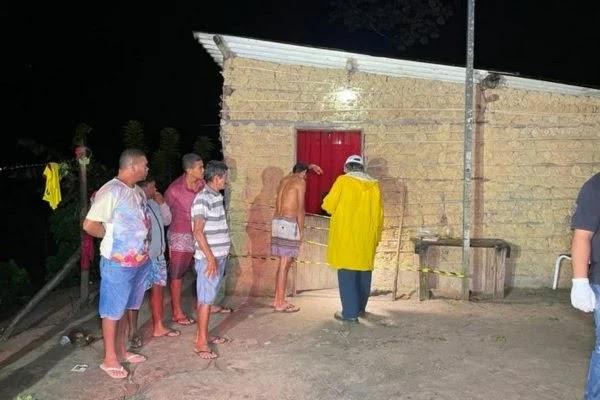 Irmãos são mortos a tiros dentro da casa do pai na Paraíba