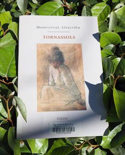 Tornassols de Montserrat Altarriba (llibre de poesia) per Teresa Grau Ros