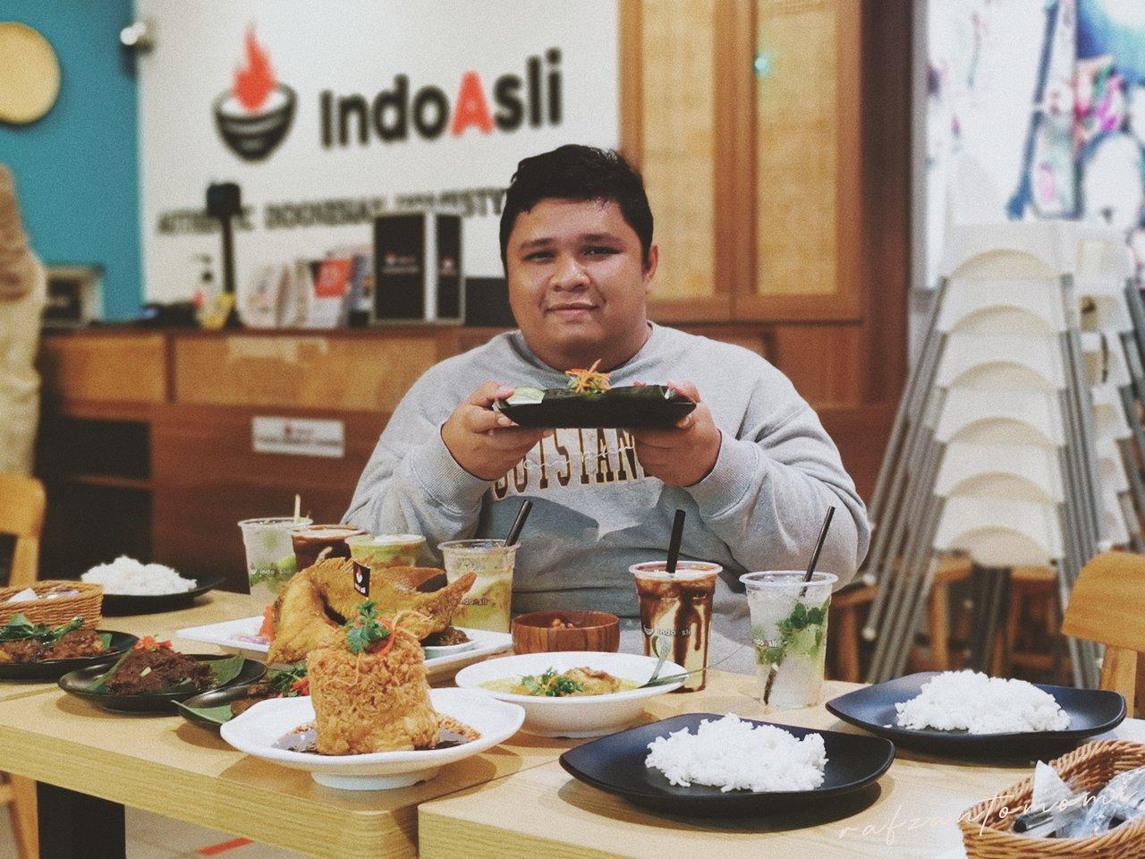 Jom Tengok Menu Baharu Dari IndoAsli