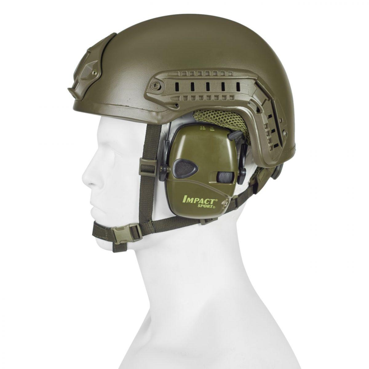 Темп-3000 презентував захисні шоломи 4-х розмірів