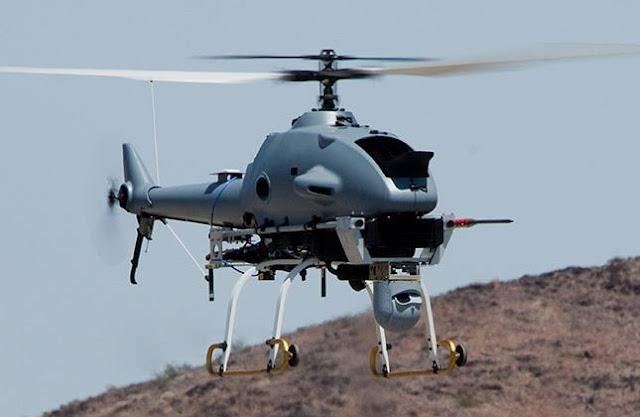 Northrop Grumman R-Bat Unmanned Helicopter